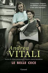 Libro Le belle Cece Andrea Vitali