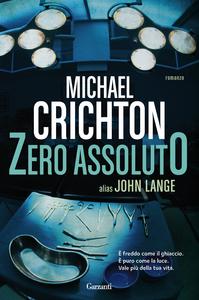 Libro Zero assoluto Michael Crichton