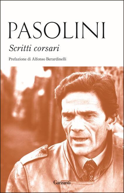 Scritti corsari - Pier Paolo Pasolini - copertina