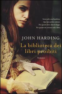 Libro La biblioteca dei libri proibiti John Harding