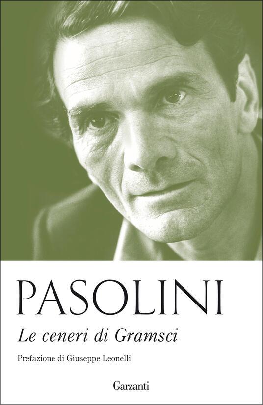 Le ceneri di Gramsci - Pier Paolo Pasolini - copertina