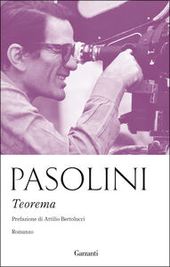Libro Teorema Pier Paolo Pasolini