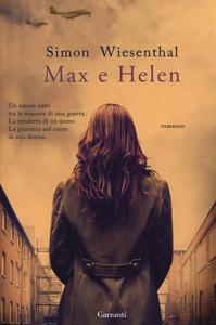 Libro Max e Helen Simon Wiesenthal