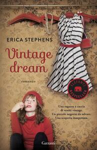 Vintage dream - Erica Stephens - copertina