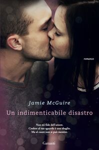 Libro Un indimenticabile disastro Jamie McGuire