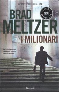 Libro I milionari Brad Meltzer