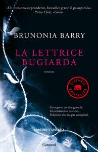Libro La lettrice bugiarda Brunonia Barry