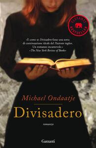 Libro Divisadero Michael Ondaatje