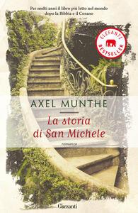 La storia di San Michele - Axel Munthe - copertina
