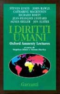 Libro I diritti umani. Oxford amnesty lectures 1993