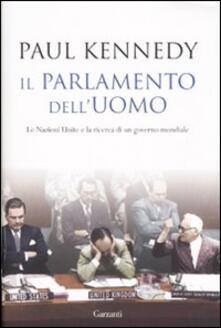 Antondemarirreguera.es Il parlamento dell'uomo. Le Nazioni Unite e la ricerca di un governo mondiale Image