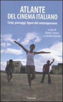 Antondemarirreguera.es Atlante del cinema italiano. Corpi, paesaggi, figure del contemporaneo Image