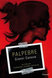 Libro Palpebre Gianni Canova