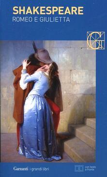 Romeo e Giulietta. Testo inglese a fronte - William Shakespeare - copertina