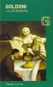Foto Cover di La locandiera, Libro di Carlo Goldoni, edito da Garzanti Libri