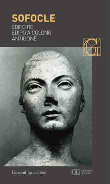 Camfeed.it Edipo re-Edipo a Colono-Antigone. Testo greco a fronte Image