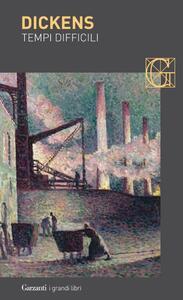Tempi difficili - Charles Dickens - copertina
