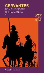 Libro Don Chisciotte della Mancia Miguel de Cervantes