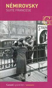 Foto Cover di Suite francese, Libro di Irène Némirovsky, edito da Garzanti Libri