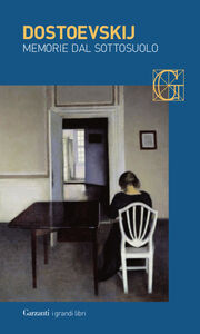 Foto Cover di Memorie dal sottosuolo, Libro di Fëdor Dostoevskij, edito da Garzanti Libri