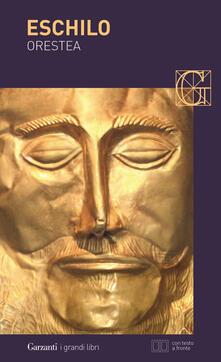 Orestea: Agamennone-Coefore-Eumenidi. Testo greco a fronte. Ediz. illustrata.pdf