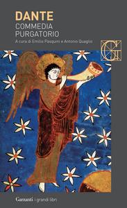 Libro Commedia. Purgatorio Dante Alighieri