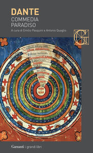 Foto Cover di Commedia. Paradiso, Libro di Dante Alighieri, edito da Garzanti Libri