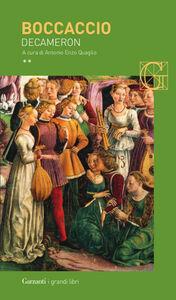Libro Il decameron Giovanni Boccaccio