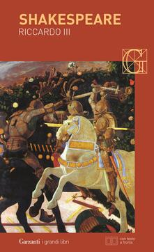 Voluntariadobaleares2014.es Riccardo III. Testo inglese a fronte Image