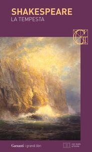 Libro La tempesta. Testo inglese a fronte William Shakespeare
