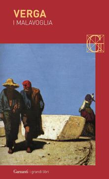 I Malavoglia - Giovanni Verga - copertina