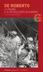 Libro La paura e altri racconti di guerra Federico De Roberto