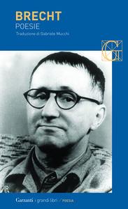 Libro Poesie. Testo tedesco a fronte Bertolt Brecht