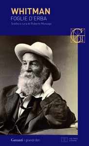 Libro Foglie d'erba Walt Whitman