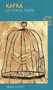 Foto Cover di Lettera al padre, Libro di Franz Kafka, edito da Garzanti Libri