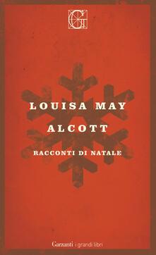 Racconti di Natale - Louisa May Alcott - copertina