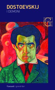 I demoni - Fëdor Dostoevskij - copertina