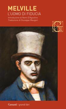 L' uomo di fiducia - Herman Melville - copertina