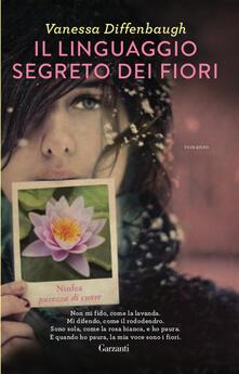 Il linguaggio segreto dei fiori - Vanessa Diffenbaugh - copertina