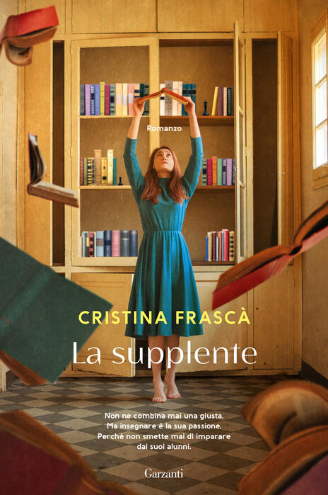 La supplente - Cristina Frascà - 2
