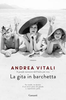 Libro La gita in barchetta Andrea Vitali