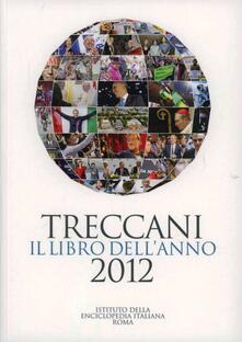 Daddyswing.es Treccani. Il libro dell'anno 2012 Image