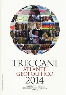 Daddyswing.es Treccani. Atlante geopolitico 2014 Image
