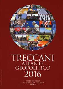 Radiospeed.it Treccani. Atlante geopolitico 2016 Image