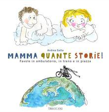 Antondemarirreguera.es Mamma quante storie! Favole in ambulatorio, in treno e in piazza Image