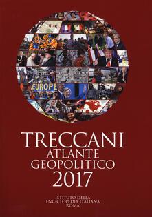 Promoartpalermo.it Treccani. Atlante geopolitico 2017 Image