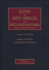 Trattato di diritto commerciale e di diritto pubblico dell'economia. Vol. 22: I contratti informatici.