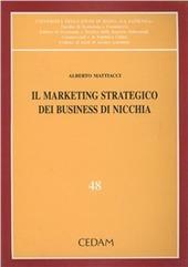 Il marketing strategico dei business di nicchia