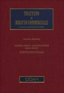 Trattato di diritto commerciale. Vol. 2: Diritto industriale..pdf