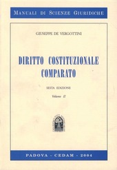 Diritto costituzionale comparato. Vol. 2